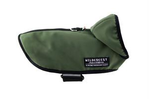All Weather Dog Jacket / Olive (L)