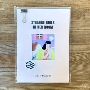 【zine】STRANGE GIRLS IN HER ROOM(中島ミドリ)