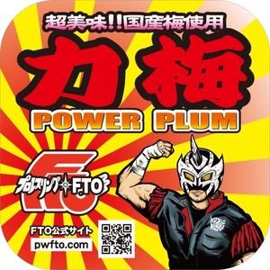 力梅 〜POWER PLUM〜