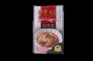 国産真鯛味噌煮(1缶)