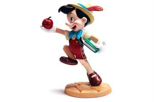 ディズニー フィギュア ピノキオ wdcc グッドバイお父さん 453054587