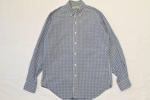 USED 90s L.L.Bean L/S Shirt -Medium 01046