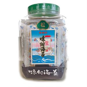 味付海苔【松】(100束容器入)化粧箱入