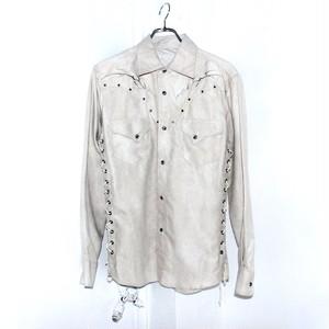 tribal western shirt
