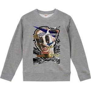 """dib""【ANTITHESIS】GRAPHIC SWEAT SHIRT"
