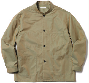 Mao Coverall -OLIVE- / ROTOL