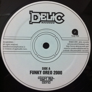 Abnormal Yellow Band ‎/ Funky Oreo 2000