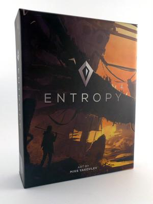 エントロピー(Entropy) 和訳・シール付き