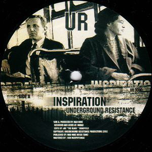 UR - Inspiration/Transition EP (12inch)
