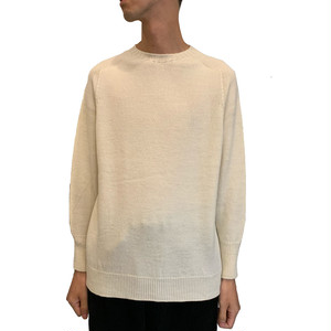 WEANERS seamless Sweater <natural> 【soglia】