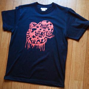 ブラッドパイソンTシャツ(Blood python T-Shirts)