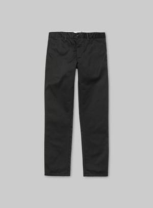 carhartt / JOHNSON PANT   BLACK