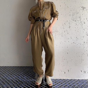 made in USA vintage jump suit