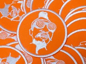 orangeman  kao Patch  orange