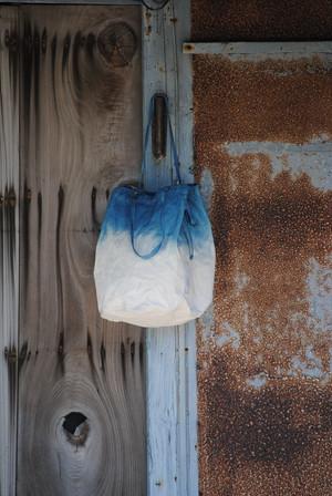 beach bag 本藍染め
