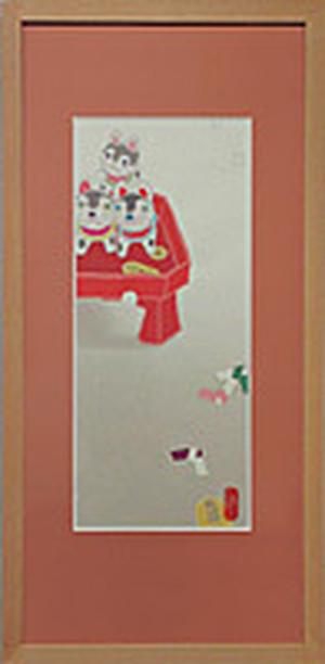 ミヤケマイ「三宝」(2006)