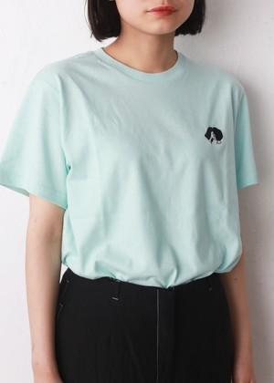 ide tatsuhiro stitchkiss T-shirt[mint]