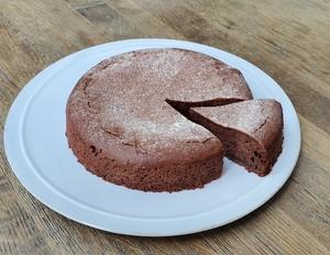 グルテンフリー!濃厚チョコレートケーキ  6号18cm