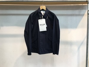 WISLOM WORK JACKET RAMS FEDER NAVY""