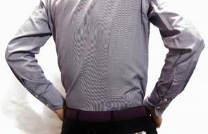ドレスシャツ・背ダーツオプション
