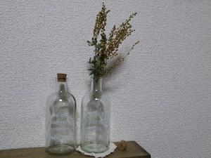 インテリア* フラワーボトル