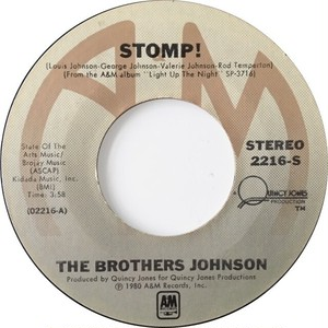 Brothers Johnson, The – Stomp! / Let's Swing