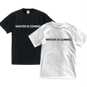 WINTER IS COMING T-SHIRTS