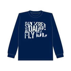S.A.L STREAMING Type1 Long-Tee Navy (Normal Ver.)