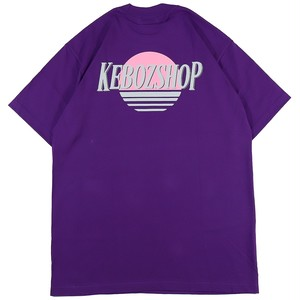 GMS HEAVY WEIGHT S/S TEE(PURPLE)