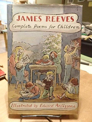 Complete Poems for Children / James Reeve(文), Edward Ardizzone(絵)