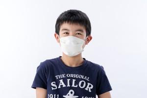 お子様立体息らく♪涼やか絹マスク「Lサイズ」1枚