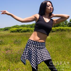 Original Hip Skirt/Polka Dot