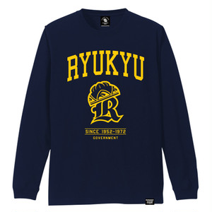 RYUKYU LONG SLEEVE TEE
