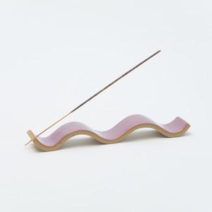 incense holder〈purple〉