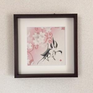帆霧作品「桜」