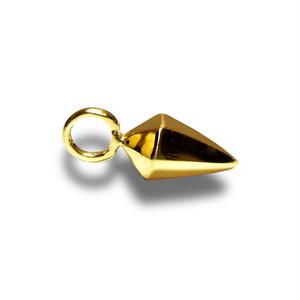 【送料無料】K18 Gold Diamond Necklace Top by Diamante Collection【品番 15A2002】