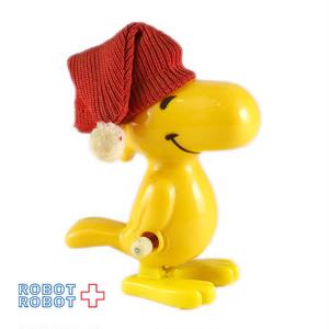 ウッドストック 帽子(スヌーピー) ぜんまいトコトコ