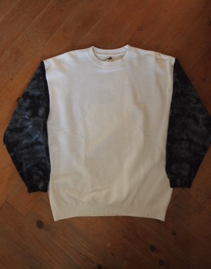 DYED CREW SWEAT