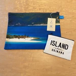 【北島 清隆】ポーチ AGENASHIKU × ISLAND