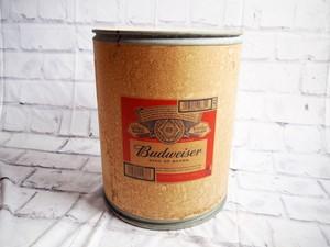 品番0534 Budweiser バドワイザー ペーパー缶 アメリカン ヴィンテージ 雑貨