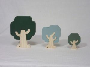 木のおもちゃ・Iroki(色木)セットB