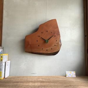 サクラ 大きな森の掛け時計