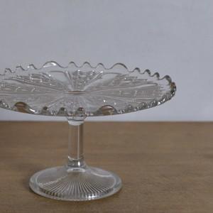 Compote  / コンポート〈ケーキスタンド・食器・プレスガラス〉 SB2101-0006
