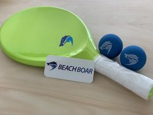 BEACH BOAR - PERFORMANCE VIPER(オリジナルボール×2 ステッカー付)カラー:ライトグリーン #高品質