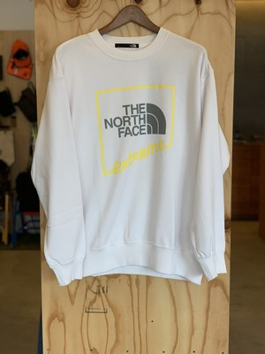 THE NORTH FACE Extreme Crew ホワイト