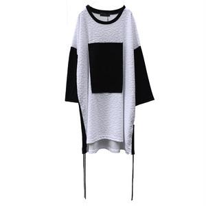 Gather-T-shirts PW (white/black)
