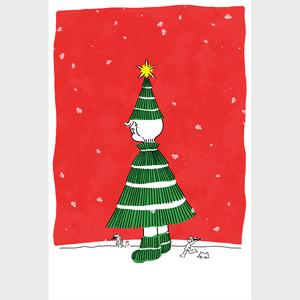 ポストカード(エブリデイクリスマス)