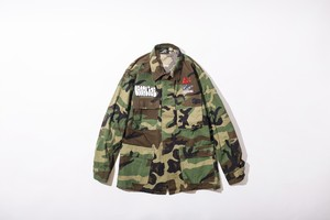 ACS ARMY CAMO JACKET T-2