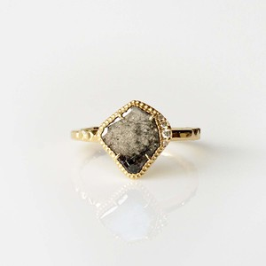 Sliced Diamond Ring(R380-YD)
