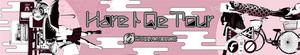 KAQRIYOTERROR HareトQe TOUR タオル